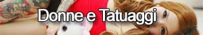 Donne e Tatuaggi