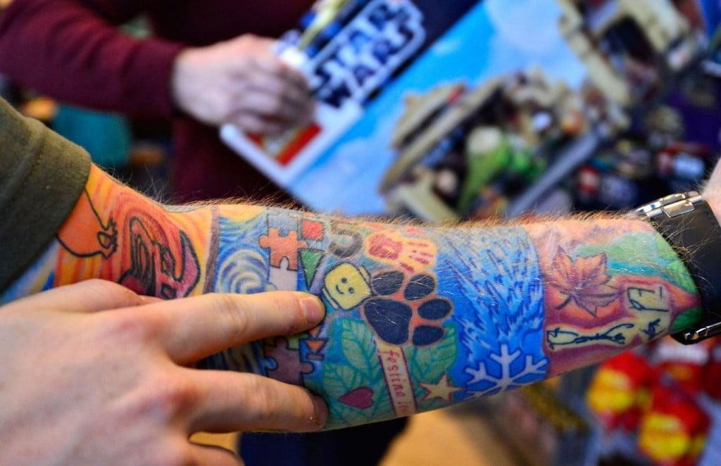 Ed Sheeran Tatuaggi
