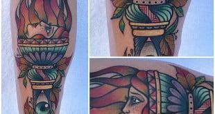 Ermetica De Mon Tattoo