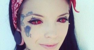 Eyrbal Tattoo Tatuaggio Occhi